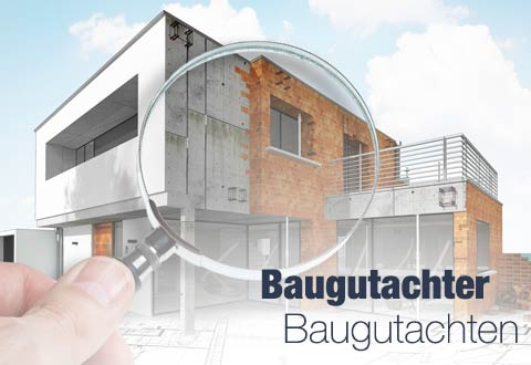 Baugutachter Baugutachten in Rosenheim
