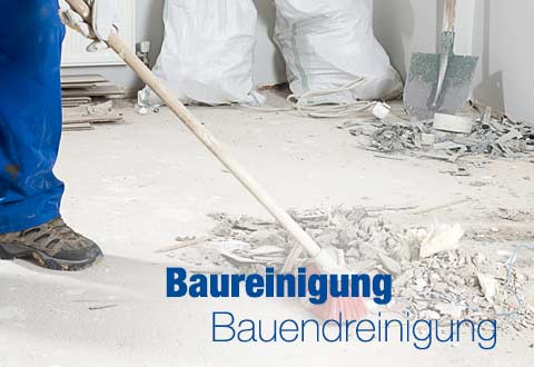 Baureinigung in OldenburgBauendreinigung