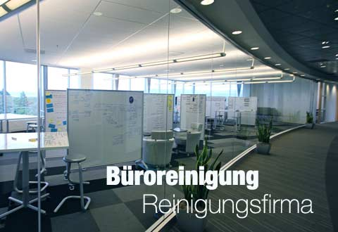 Büroreinigung Reinigungsfirma in Oldenburg