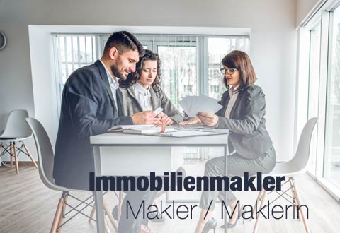 Makler Maklerin Immobilienmakler Immobilienmaklerin in Lübeck