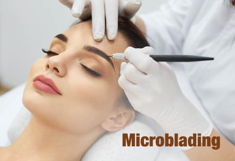 Permanent Make Up Microblading in München