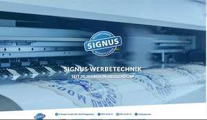 SIGNUS Werbetechnik Deggendorf