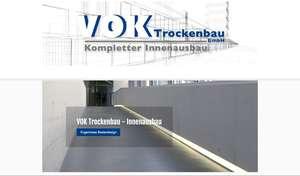 VOK Trockenbau GmbH Lauf