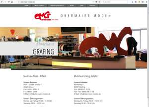 Obermaier Moden Grafing