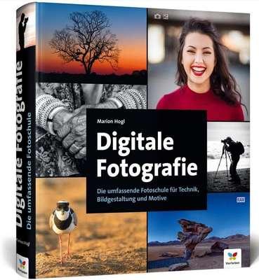 Fotoschule Digitalfotografie, Buch Leitfaden Digitale Fotografie bei SEH-STERN FOTOGRAFIE Marion Hogl