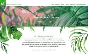 Blumen Annette Horst Wesel