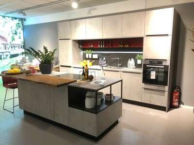 Ausstellungsküchen für Paderborn  Lippstadt Salzkotten bei Treffpunkt Küche Niggemeyer