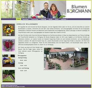 Blumen Borgmann GbR Wesel