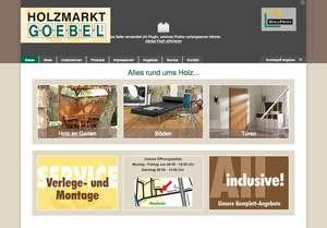 Holzmarkt Goebel GmbH Monheim
