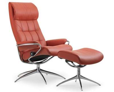 Stressless London – ein moderner Sessel mit Swing
