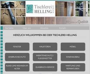 Tischlerei Helling GmbH Salzkotten