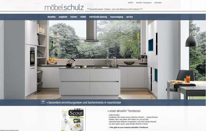 Möbelhaus Und Küchenstudio In Neumünster Möbel Schulz Gmbh