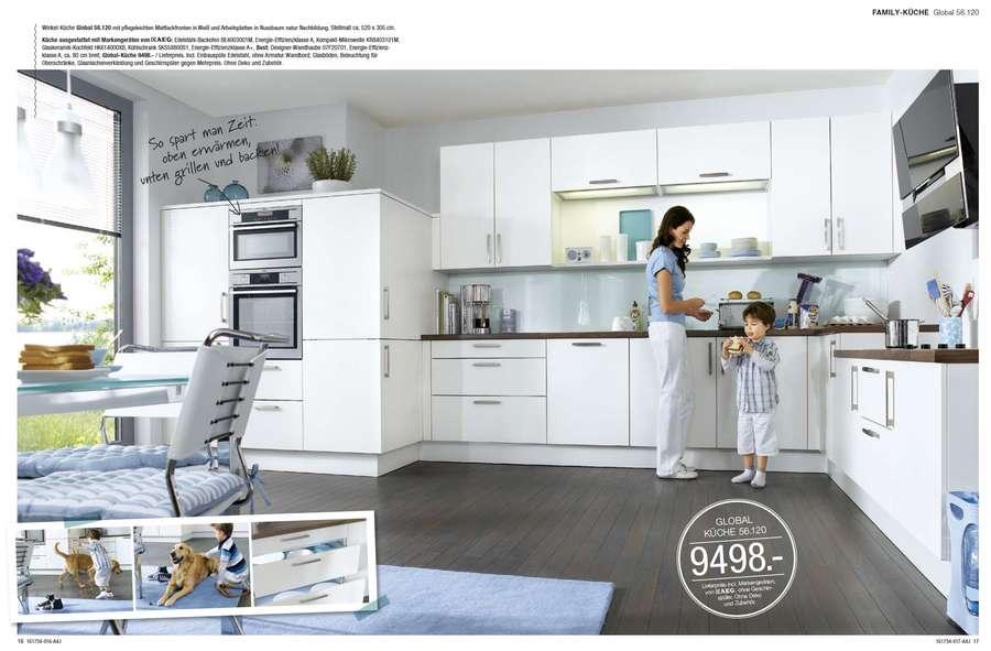 Küchenstudio Siegen global küche 56 120