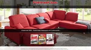 Polsterwelt 3000 GmbH Schwalmstadt-Treysa