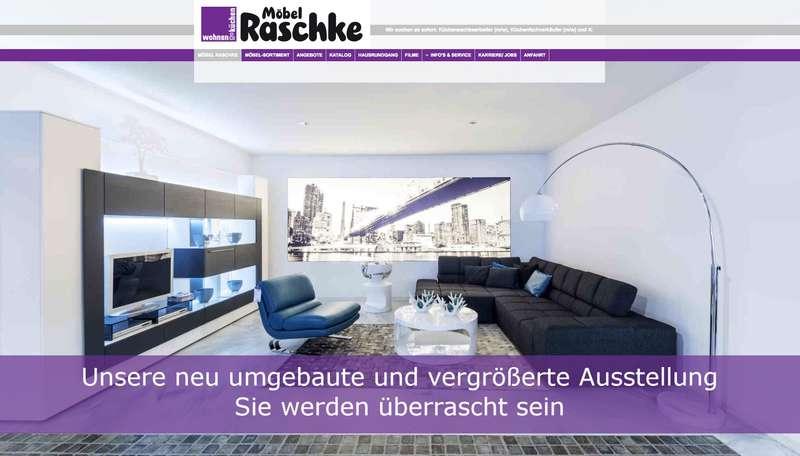Möbel Raschke Gmbh Möbelhaus Und Küchenstudio In Rehling