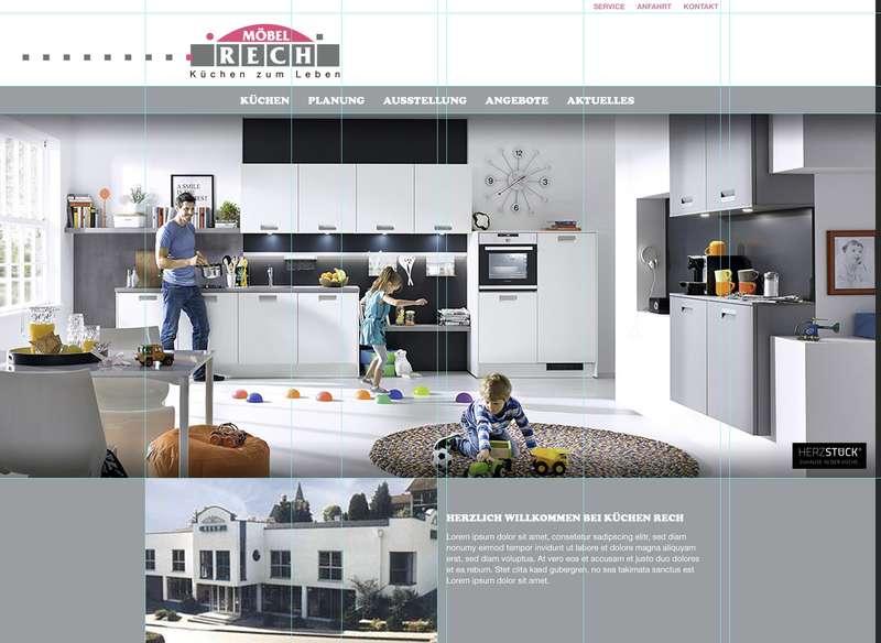 Möbel Rech Möbelhaus Und Küchenstudio In Niederbrombach